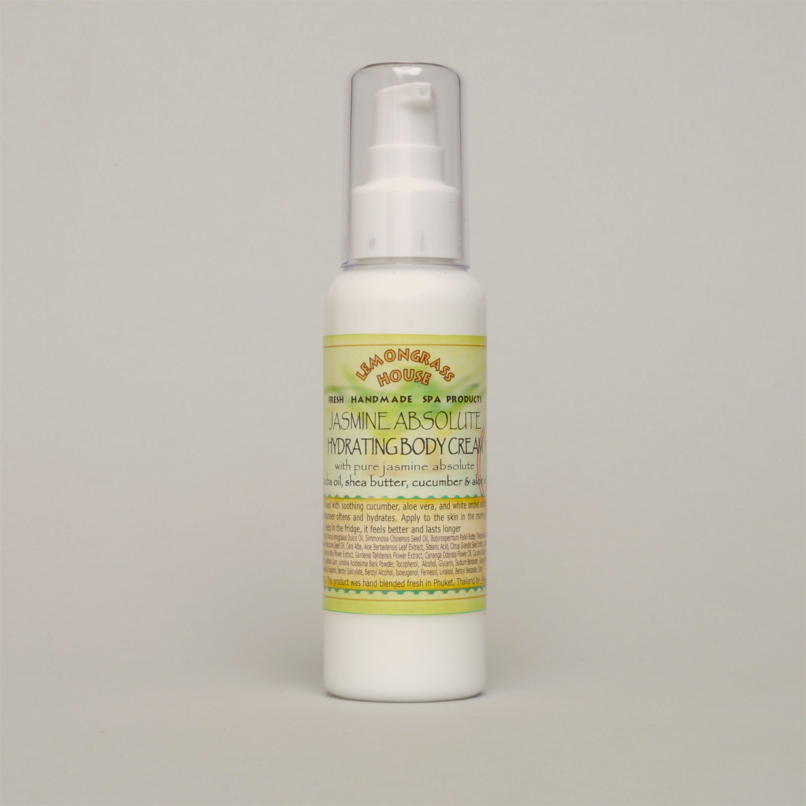 Jasmine scented body cream from lemongrass house uk jasmine body cream izmirmasajfo